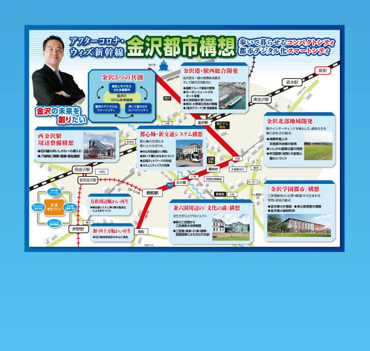 金沢都市構想